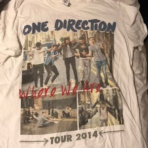 Tops - One Direction Tour Official Concert 2014